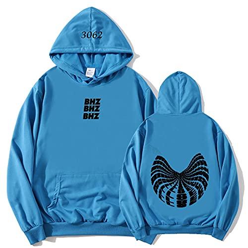 CQXSKWZ 3062 Album Hoodie Sweatshirts Unisex Pullover (6,Large)