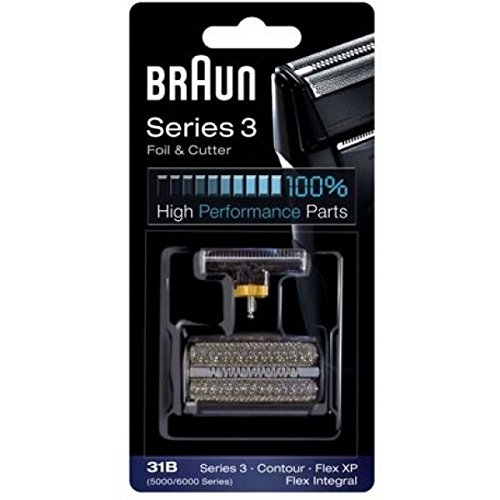 Braun Foil and Cutter for Series 3/5000 Series/Contour/Flex Integral