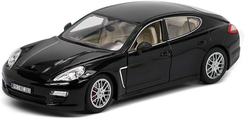 Lingling Legierung Auto Modell Simulation Geschenk Dekoration Sammlung Kinder Spielzeug 1 18 panamela pkw Auto Modell (Farbe   SCHWARZ) B07P42B9LK  Guter Markt     | Der Schatz des Kindes, unser Glück