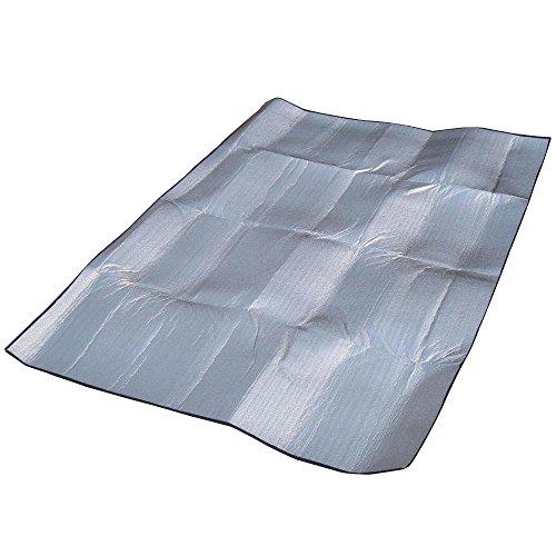 Waterproof Aluminum Foil Eva Camping Pliable Sommeil Picnic Tapis de plage extérieur