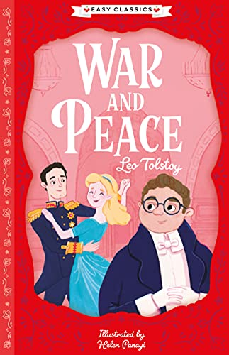 War and Peace (Easy Classics) (The Easy Classics Epic Collection) (English Edition)