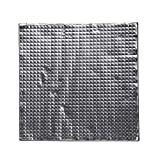 Hemobllo Impresora 3D Espuma de Aislamiento térmico para Cama Aislante de Alta Temperatura Autoadhesivo Estera de Aislamiento 3D para Impresora térmica - Negro (200x200x10mm)