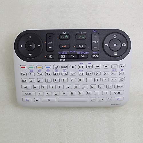 Calvas NSG-MR2E Remote Control Qwerty Keyboard for Sony BluRay NSZ-GT1 Google TV