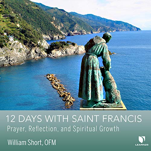 12 Days with Saint Francis  By  cover art