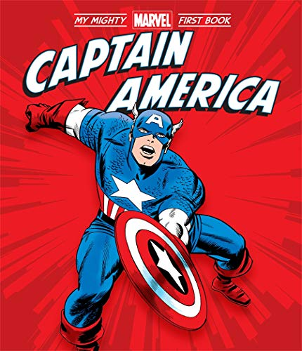 Captain America: My Mighty Marvel F…