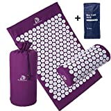 Best nayoya acupressure mat - DoSensePro Long Acupressure Mat and Pillow Massage Set Review