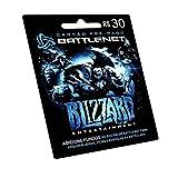Cartão Battle.Net R$ 30 Reais - Saldo Para Battle.net