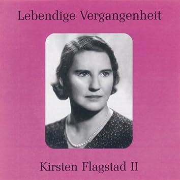 Lebendige Vergangenheit - Kirsten Flagstad (Vol. 2)