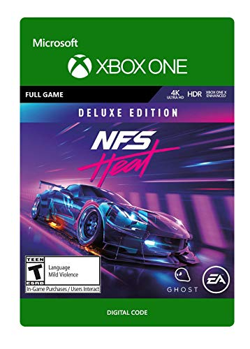 Need for Speed: Heat Deluxe Edition - [Xbox One Digital Code]