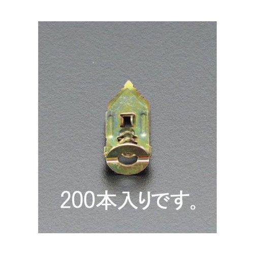エスコ(ESCO) 3.5-5mm 石膏ボードアンカー(200個) EA947BM-5