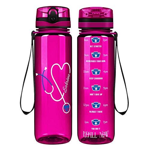 Top 10 best selling list for best water bottle for nurses