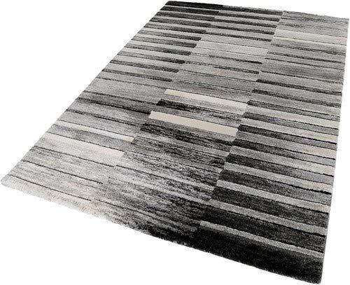 ESPRIT Wild Stripes Tapis Moderne en polypropylène/Polyester Beige 170 x 120 x 2 cm