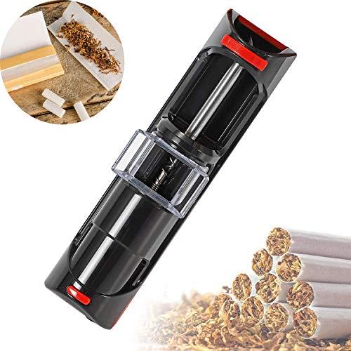 Máquina automática de liar cigarrillos Inyector eléctrico Mini fabricante de rodillos de...
