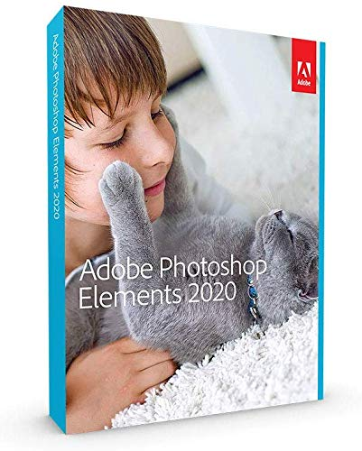 Adobe Photoshop Elements 2020 deutsche Vollversion