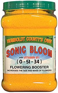 sonic bloom plant food