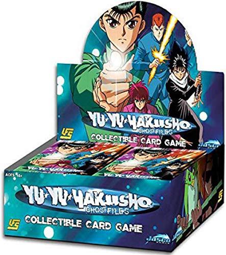 YU YU Hakusho Ghost Files Booster Box