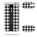 MightySkins Skin Compatible with Eleaf iStick 50W – Houndstooth   Protective, Durable, and Unique Vinyl Decal wrap Cover   Easy to Apply, Remove, and Change Styles   Made in The USA
