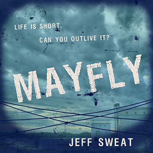 Mayfly audiobook cover art