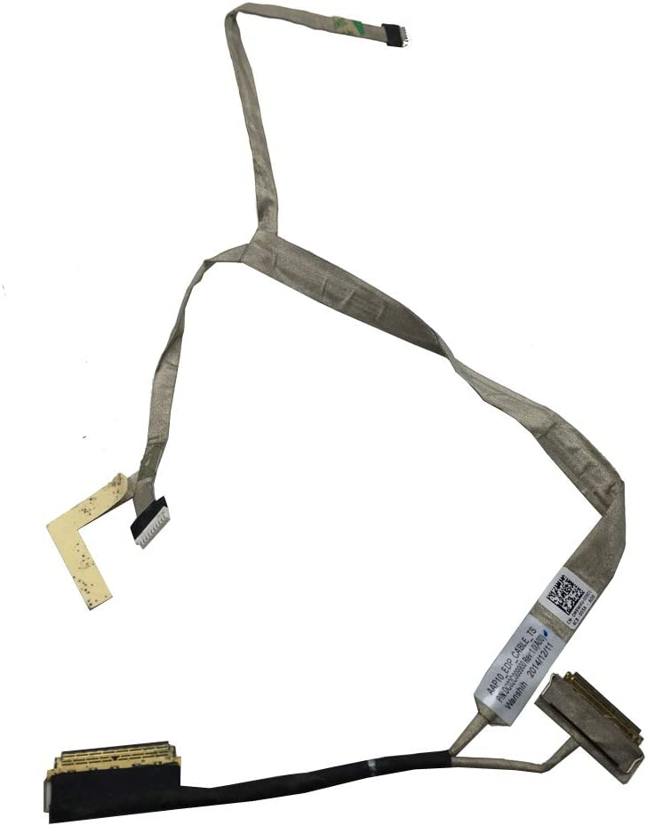 Laptop LCD LVDS Cable for DELL Alienware 15 R2 P42F AAP10 DC02C009900 0M9WHV M9WHV New