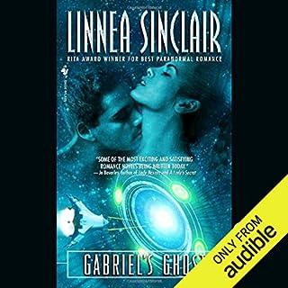 Gabriel's Ghost audiobook cover art