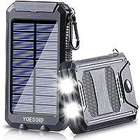 Yoesoid S1008D 20000mAh Portable Solar Power Bank