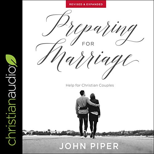 Preparing for Marriage cover art