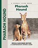 pharaoh hound dog breed book for owners