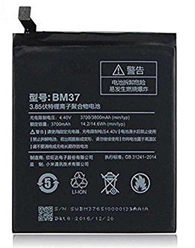 Todobarato24h Bateria Compatible con Xiaomi Mi5s Plus BM37 3700mAh Li-Ion
