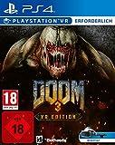 DOOM 3 - Virtual Reality Edition - PlayStation 4 [Importación alemana]