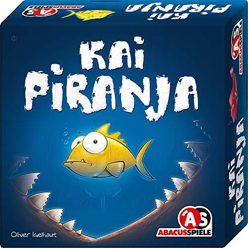 ABACUSSPIELE 06201 - Kai Piranja, Kartenspiel, Kinderspiel