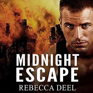 Midnight Escape  audiobook cover art