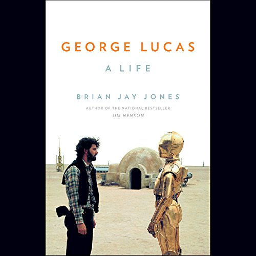 George Lucas     A Life              By:                                                                                                                                 Brian Jay Jones                               Narrated by:                                                                                                                                 Jay Snyder                      Length: 18 hrs and 18 mins     402 ratings     Overall 4.7