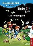 Die drei ??? Kids, Bücherhelden 2. Klasse, Die Räuberjagd - Ulf Blanck