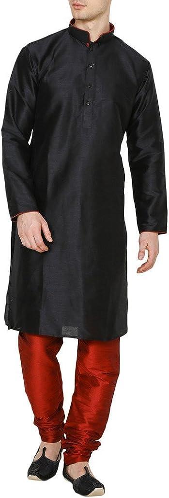 ROYAL Wholesale Kurta Men's Blend Churidhar Silk unisex