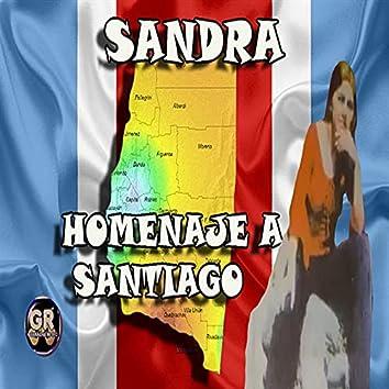 Homenaje a Santiago