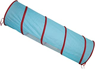 MagiDeal 4.9-ft Kids Play Tent Tunnel Pop-up Crawl Tube Kids Adventure Discovery Toy