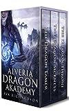Alveria Dragon Akademy: The Complete Series (English Edition)