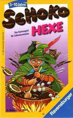 Schoko Hexe (Kartenspiel)