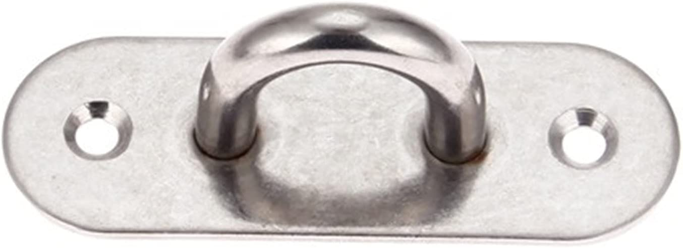 ANYUFEI 1Pc Stainless Steel U-shaped Ceiling Base Hook Mount Purchase Cei Regular store