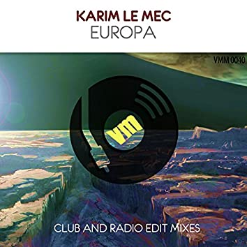 Europa (Club and Radio Edit Mixes)