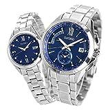 [セイコー]SEIKO 腕時計 ブライツ ルキア 限定モデル BRIGHTZ LUKIA 電波ソーラー チタン SAGA281 SSQV071 ペアウォッチ メンズ レディース