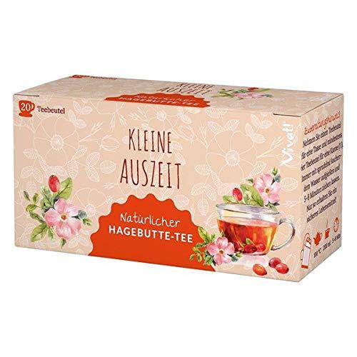 Natürlicher Hagebutte-Tee »Kleine Auszeit«