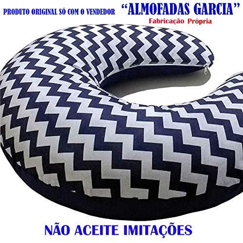 Almofada de amamentaçao - amamentar Azul Marinho Almofadas Garcia