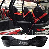 Aces Racing (Pair) 4 and 5 Point Harness Belt...