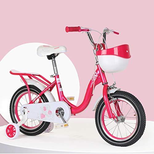 Bike 2-12 Años Niñas Niños Bici, 12 14 16 Llantas De 18...