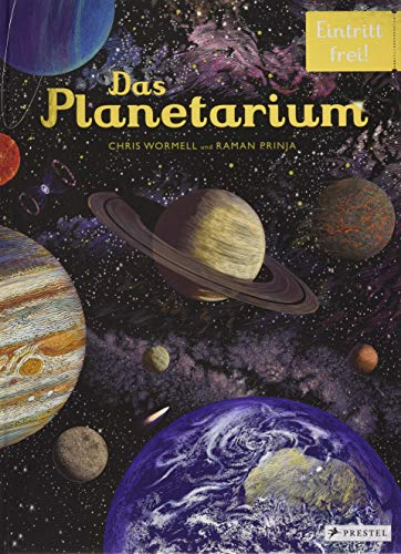 Prestel Planetarium Bild