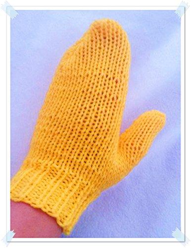 Strickanleitung Kinderhandschuhe- auch für Anfänger: Schritt für Schritt Anleitung
