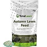 Best Lawn Fertilizers - Total Lawn Fertiliser, Year-round, Autumn Feed   Fast Review