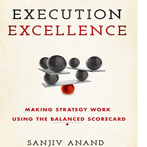 Execution Excellence audiobook cover art