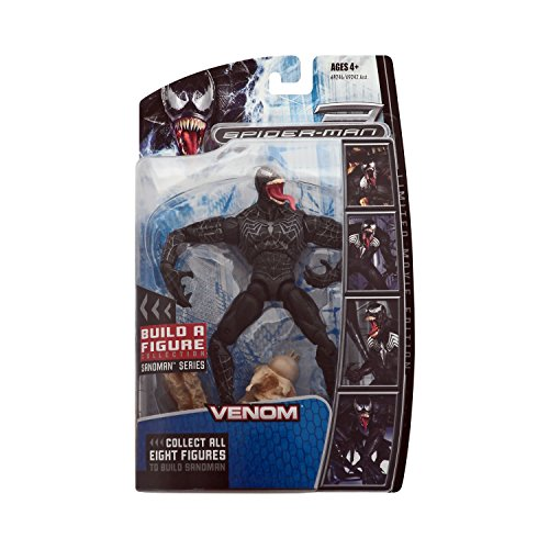 Hasbro Marvel Legends Spider-Man Movie Action Figure Venom